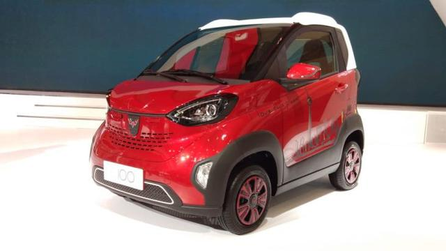 Image result for wuling e100