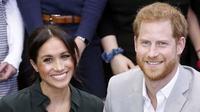 Meghan Markle dan Pangeran Harry (Foto: © AFP)