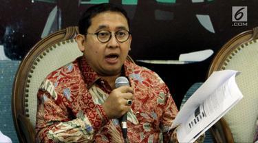 Fadli Zon Jadi Narasumber Diskusi Ancaman Hoax dan Keutuhan NKRI