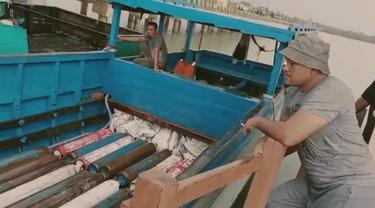 Tabung oksigen donasi untuk masyarakat Nunukan Kalimantan Utara
