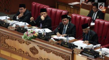 DPR Sahkan RUU Serah Simpan Karya Cetak dan Karya Rekam