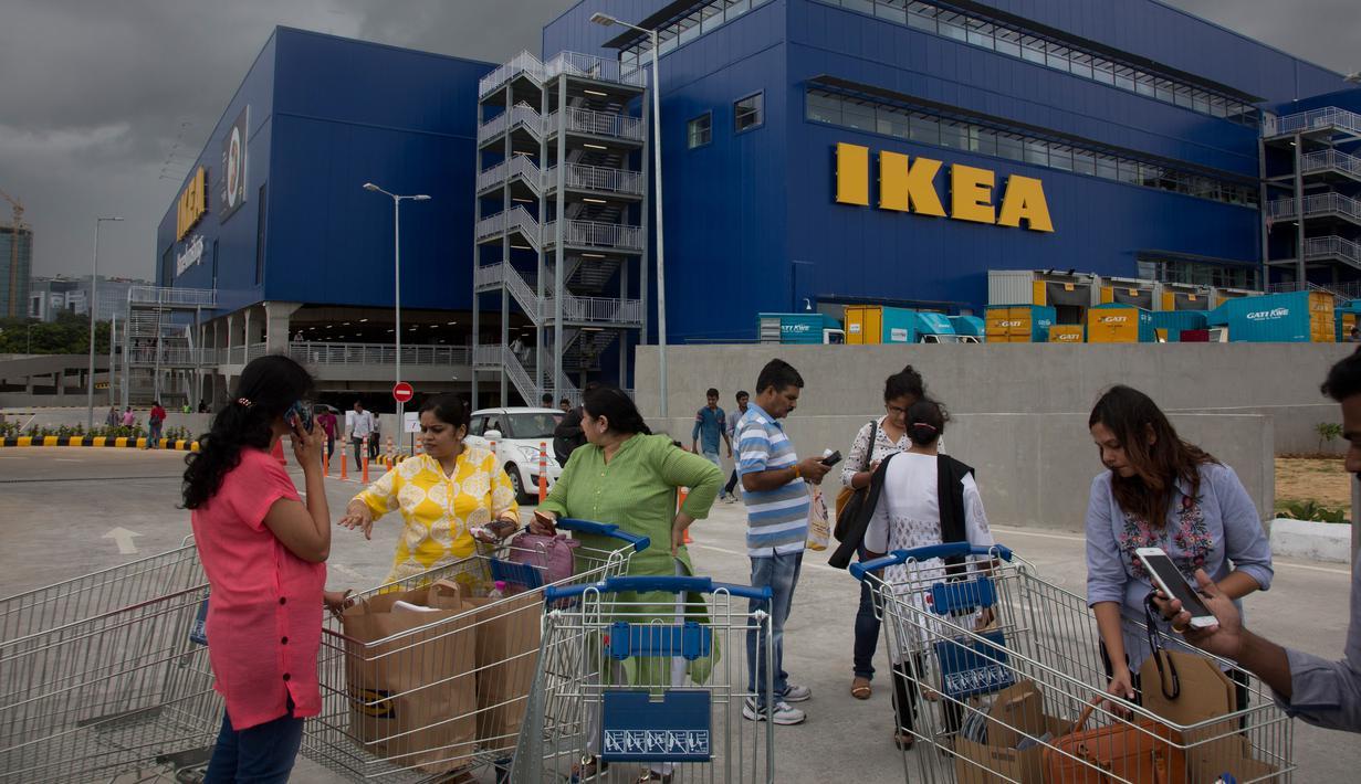 IKEA Buka Toko Pertama di India AP 1