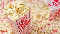 Ilustrasi Popcorn (iStockphoto)