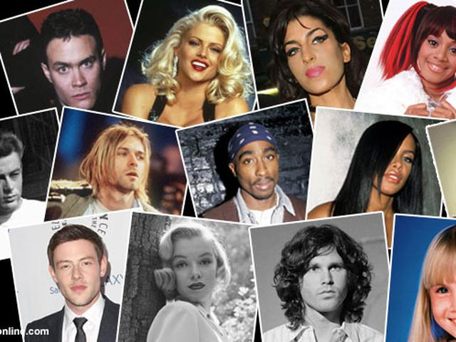 12 Artis Hollywood Yang Mati Muda Showbiz Liputan6 Com