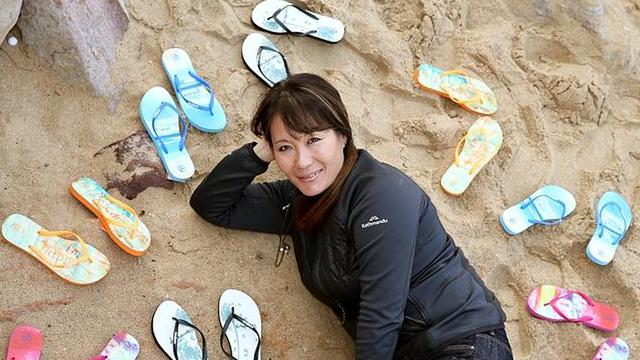 Kathy Wong (Moeloco Flip Flop) (Forbes)