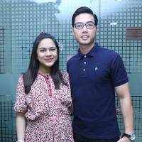 Nycta Gina Melahirkan. (Andy Masela/Bintang.com)