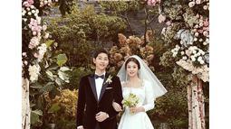 Seperti yang diwartakan oleh Soompi, jika kabar bahagia dari Song Joong Ki dan Song Hye Kyo ditunggu oleh banyak pihak. (Foto: instagram.com/kyo1122)