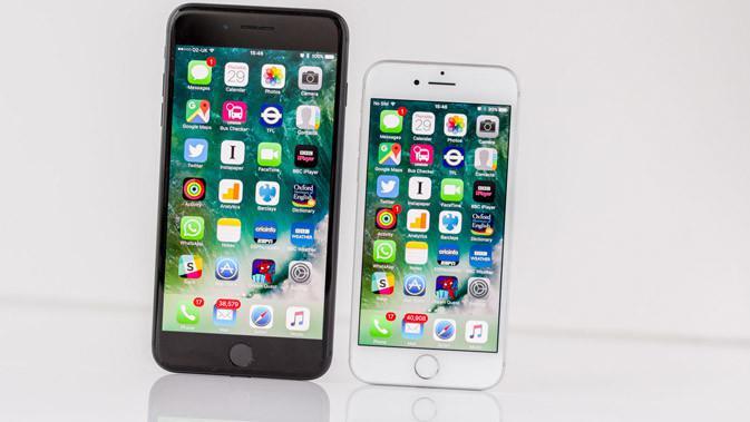 iPhone 7. (Doc: Digital Trends)