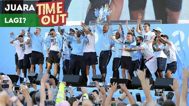 Berita video Time Out kali ini tentang Manchester City yang memiliki peluang untuk menjadi juara Premier League 2018-2019 dengan 3 faktor penentu.