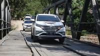 Petualangan Terios 7 Wonders di Kolaka Sulawesi Tenggara memasuki etape terakhir di penghujung 2019.
