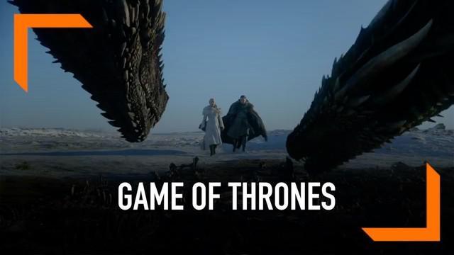 Musim final Game of Thrones akan segera tayang, berikut deretan fakta Game of Thrones season 8 yang perlu kamu tahu.