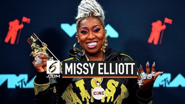 Setelah 16 tahun vakum Missy Elliott tampil kembali di panggung musik MTV Video Music Awards 2019.