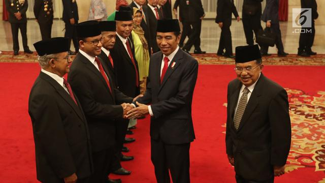 HEADLINE: Gelar Pahlawan Nasional untuk Kakek Anies Baswedan, Apa ... Liputan6.com Presiden Jokowi Anugerahi Gelar Pahlawan Nasional ke Enam Tokoh