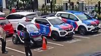 Mobil Patroli baru Korlantas Polri (Indra_Fathan)