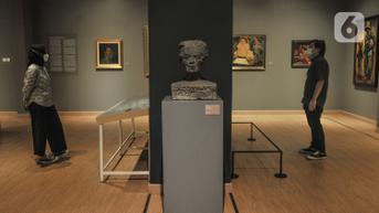 FOTO: Kembali Menikmati Koleksi Galeri Nasional Indonesia