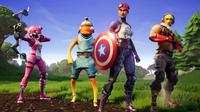 Fortnite x Avengers: Endgame sudah bisa gamer mainkan. (Doc: Fortnite)