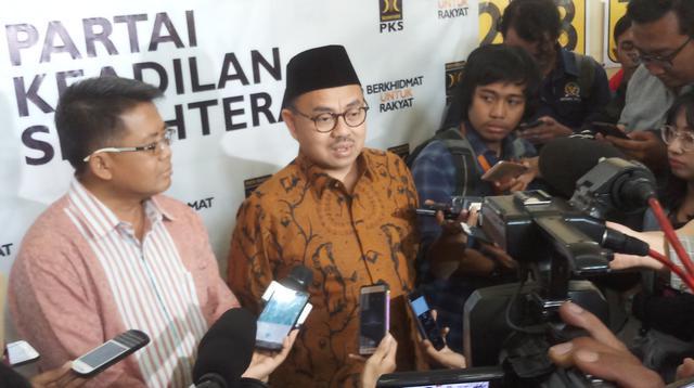 Calon Gubernur Jawa Tengah Sudirman Said (Liputan6.com/Ady Anugrahadi)