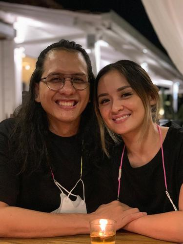 [Fimela] Joanna Alexandra dan Raditya Oloan