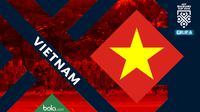 Piala AFF 2018 Timnas Vietnam (Bola.com/Adreanus Titus)
