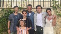 David dan Victoria Beckham liburan bersama keluarga ke Miami, Amerika Serikat (Dok.Instagram/@davidbeckham/https://www.instagram.com/p/ByNcRW9hOfW/Komarudin)