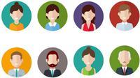 ilustrasi karyawan, pegawai, pekerja. Kredit: freepik