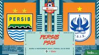 Shopee Liga 1 - Persib Bandung Vs PSIS Semarang (Bola.com/Adreanus Titus)