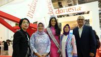 Tujuh kota unggulan Meeting, Incentive, Convention, and Exhibition (MICE) Indonesia menebar pesona dalam ajang ITB Asia 2019 di Marina Bay Sands, Singapura, 16-18 Oktober 2019.
