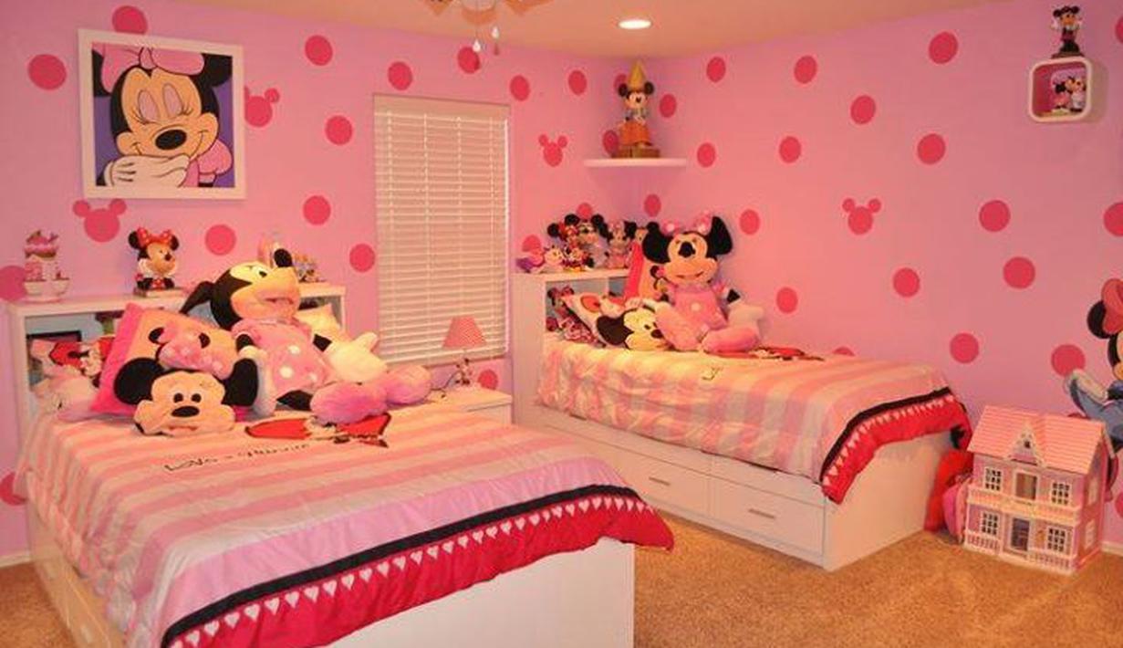 63+ Model Kamar Mickey Mouse Paling Bagus