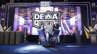Launching tim Dewa United Esports, Kamis (18/02/2021). (Dokumentasi Dewa United Esports)