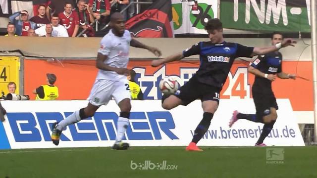 Berita video daftar gol-gol jarak jauh terbaik Bundesliga dalam 5 tahun terakhir. This video presented by BallBall.