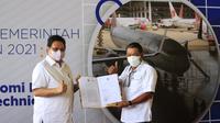 Batam Aero Technic (BAT) resmi sebagai Kawasan Ekonomi Khusus (KEK) (dok: Lion Group)