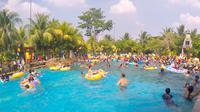Inilah penyebab banyak keluarga yang senang berenang sambil berekreasi air di Atlantis Water Adventures Ancol!