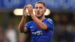 2. Eden Hazard (Chelsea) - 5 Gol. (AFP/Glyn Kirk)