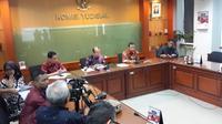 Komisi Yudisial mengumumkan calon hakim agung yang lolos seleksi (Liputan6.com/ Putu Merta Surya Putra)