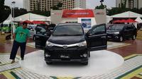 AXIC dan Velozity menggelar acara bertajuk Community Product Intro dan Test Drive Grand New Avanza dan Veloz di Parkir Timur