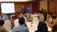 Pertemuan Pelaku Bisnis Indonesia-Rusia (Foto: Direktorat Eropa III Kemlu)