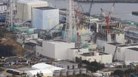 Reaktor Nuklir Fukushima (Kyodo News/AP PHOTO via Boston Herald)