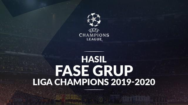 Berita video hasil fase grup Liga Champions 2019-2020 matchday ke-5. Juventus menang tipis atas Atletico Madrid.