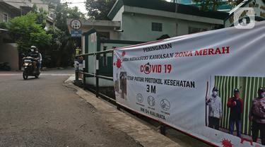 FOTO: PPKM Mikro Mulai Diterapkan di 7 Provinsi