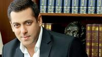 Salman Khan disebut-sebut sebagai aktor Bollywood paling kaya saat ini. (Times of India)