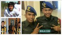 Reffa Money, jebolan SAD Indonesia yang berkarier di jalur militer setelah kariernya tamat karena cedera. (Foto: Dok Pribadi)