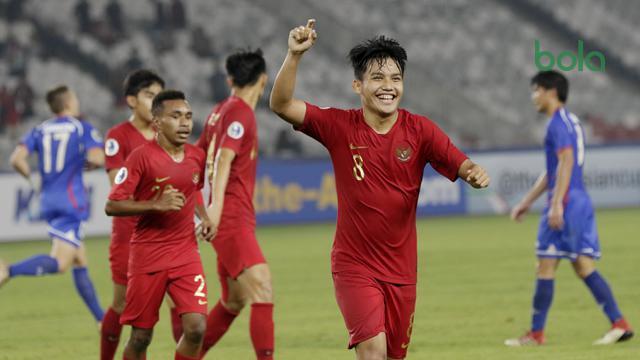 Indonesia U-19 Vs Chinese Taipei U-19