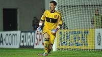 Kepa Arrizabalaga masuk skuat Spanyol untuk menggantikan Pepe Reina yang mengalami cedera.