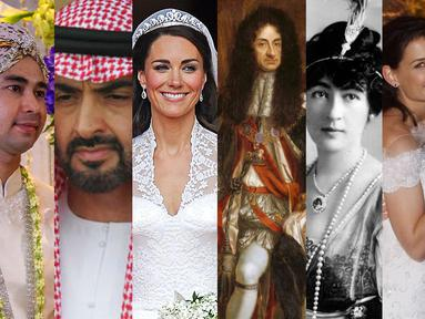 Kado dalam pernikahan adalah hal biasa. Tapi jika harga sebuah kado bernilai miliaran rupiah itu baru luar biasa (Istimewa)