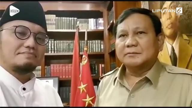Capres nomor urut 2, Prabowo Subianto beberapa kali melontarkan pernyataan mengejutkan tentang keadaan negeri ini.
