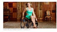 Kecelakaan yang mengakibatkan kelumpuhan hingga menjadi disabilitas tidak dapat mematahkan cita-cita Chelsie Hill sebagai seorang profesional. (Merdeka.com)
