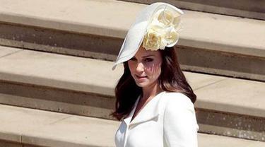 Kate Middleton di Royal Wedding