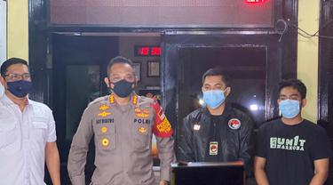 Kapolres Metro Jakarta Barat Kombes Ady Wibowo