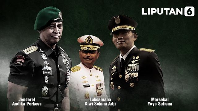 Banner Infografis Jabatan Wakil Panglima TNI Dihidupkan Lagi