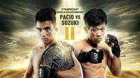 Ajang MMA ONE Championship dengan tajuk ONE: Eternal Glory akan berlangsung di Istora Senayan, Jakarta, 19 Januari 2019 (Foto: ONE Champion